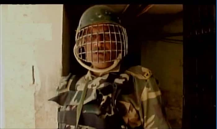 CRPF arrests terrorist after foiling bank robbery in Anantnag