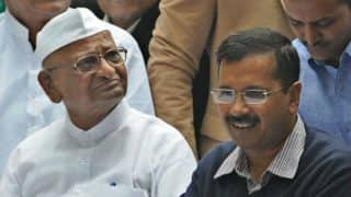 Anna Hazare hits out at Arvind Kejriwal after Shunglu Committee report, says was right in not joining AAP