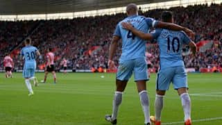 Manchester City beat Southampton 3-0 to boost their EPL title campaign