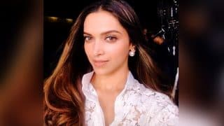 Deepika Padukone goes all white for the summer and looks like a dream! View Pictures