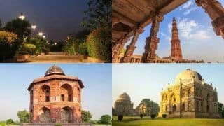 These Places in Delhi Are Great Holiday Spots For Couples Too