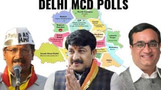 MCD Delhi Election Results 2017 ward wise winners list: Names of winning candidates of BJP, AAP, Congress, JDU, BSP & AIMIM