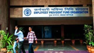 EPFO Hikes Interest Rate on Employees' Provident Fund From 8.55% to 8.65% For 2018-19 Fiscal Year