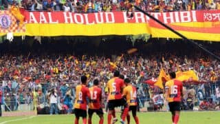East Bengal Maintains Momentum in I-league With 1-0 Win Over Miverva Punjab