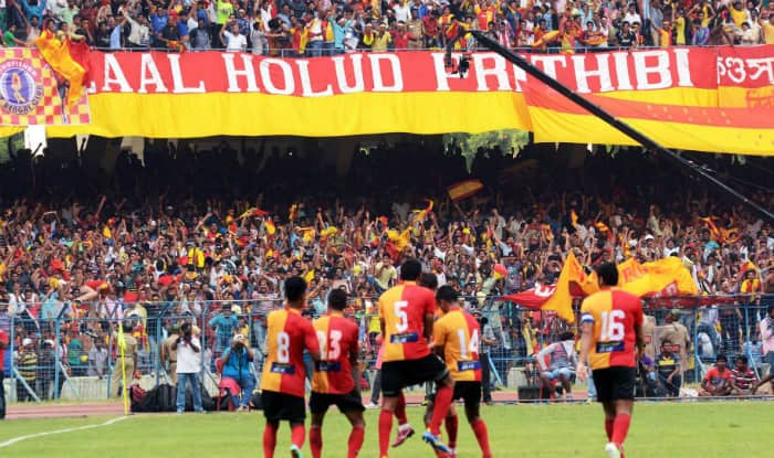 File image of East Bengal.