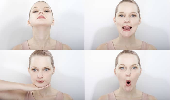 Exercises To Reduce Face Fat 5 Effective Exercises To Lose Fat From Your Face India Com