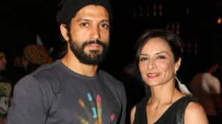 Farhan Akhtar and Adhuna Bhabani granted divorce, custody of daughters to remain with mother
