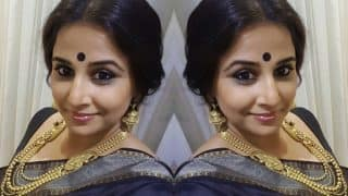 Fashion icon of the week Vidya Balan: 7 times Begum Jaan star looked ethereal in a saree!