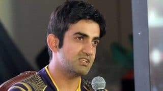 IPL 2017: First few overs shut the game for us, says Gautam Gambhir