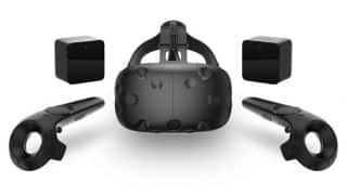 HTC's virtual reality system Vive launched in India at Rs 92,900