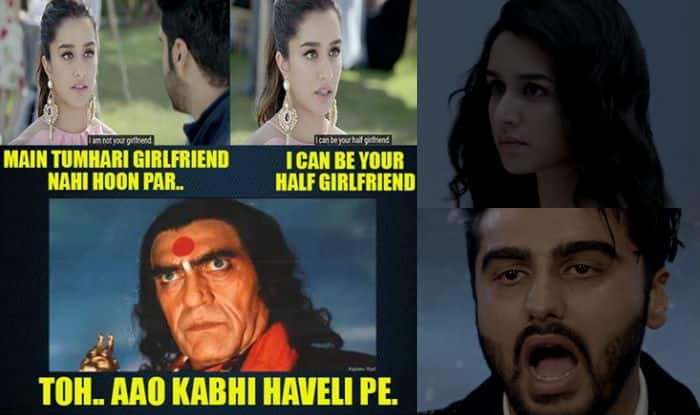 Image result for half girlfriend meme