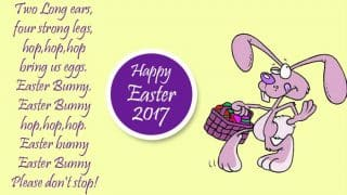 Easter 2017 Poems, Songs' Lyrics and Hymns to Celebrate Easter Sunday, the resurrection of Jesus