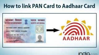 How to link PAN Card with Aadhaar Card on Income Tax Department e-Filing portal before July 1 - easy steps to follow