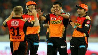 IPL 2017: सनराइजर्स हैदराबाद का विजयी आगाज़, बैंगलोर को दी 35 रनों से मात