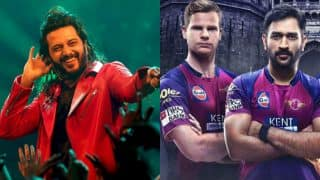IPL 2017 2nd Opening Ceremony Live Streaming & Telecast from Pune on Hotstar: Watch Riteish Deshmukh perform before RPS vs MI match online!