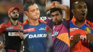 VIVO IPL 2017 Injured Player List: Virat Kohli, R Ashwin, KL Rahul and other cricketers to miss the first few games of IPL 10