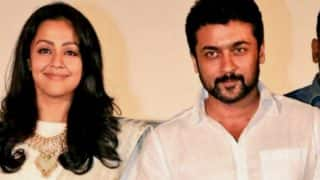 Suriya's wife Jyothika urges directors not to portray women as bimbos in films