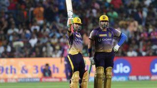 IPL 2017: उथप्पा-गंभीर की धमाकेदार पारियों के दम पर कोलकाता ने पुणे को 7 विकेट से हराया, पॉइंट्स टेबल में टॉप पर  पहुंचा
