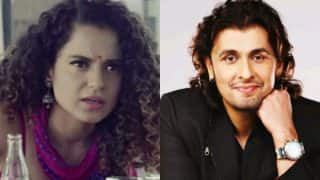 Hey Sonu Nigam, Kangana Ranaut doesn't agree with you on your views about Azaan