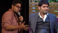 The Kapil Sharma Show accused of plagiarism by stand-up comedian Abijit Ganguly! Read the Facebook post