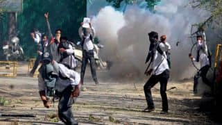 Kashmir unrest: Students protest intensifies at Srinagar's Lal Chowk