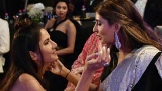 Amitabh Bachchan charmed by Katrina Kaif, as she bonds with Shweta Bachchan Nanda - see picture