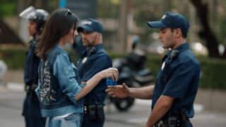 Kendall Jenner's Pepsi ad causes outrage for 'mocking' Black Lives Matter movement