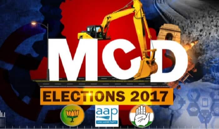 Cops received a call every minute on MCD polls day