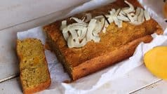 Healthy Recipe: How to make yummy Gluten-free Mango Bread at home