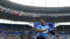 Manpreet Kaur wins shot put gold at Asian Grand Prix, setting national record