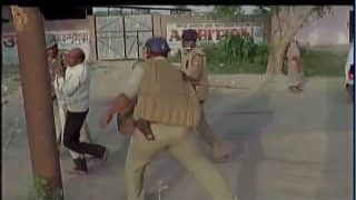Mau: In Yogi Adityanath's state, locals clash with security force over shifting of alcohol shop from highway to village