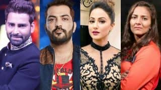 Khatron Ke Khiladi 8: Manveer Gurjar, Manu Punjabi, Hina Khan, Geeta Phogat and other top 7 contestants who will participate in the reality show!