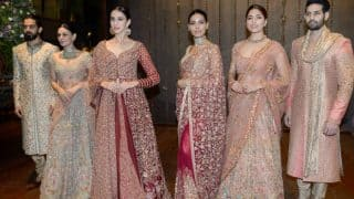 Designers Shyamal & Bhumika's summer bridal collection is a breath of fresh air! VIEW PICS