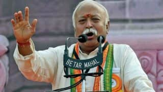 No Hindu Will Have to Leave Country, Says RSS Chief Mohan Bhagwat