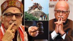 बाबरी मस्जिद विध्वंस मामला: विशेष न्यायाधीश ने सुनवाई के लिए और 6 माह मांगे