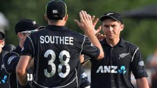 New Zealand's 15-man squad for ICC Champions Trophy 2017 announced