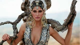 Nargis Fakhri turns muse for Elle India & makes jaws drop with 5 stunning Indian ensembles! View Picture