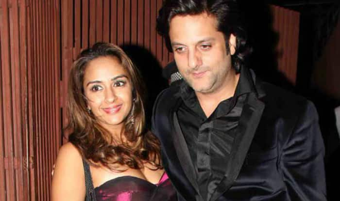 Natasha Madhwani and Fardeen Khan
