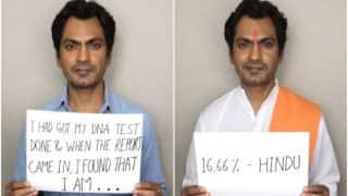 Nawazuddin Siddiqui reveals his religion with this powerful video; watch here