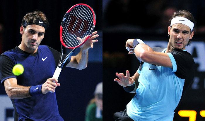 Image result for Roger Federer vs Rafael Nadal free live