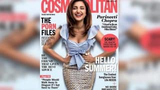 Parineeti Chopra etches her journey from flab to fab as the April 2017 cover girl for Cosmopolitan! View Pic