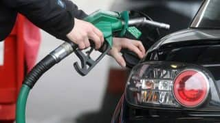 Petrol, Diesel prices hiked by Rs.1.39 and Rs. 1.04