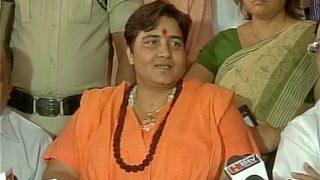 Maharashtra HRC ने Pragya Singh Thakur को हिरासत में प्रताड़ना के मामले में DGP को किया तलब