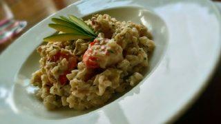 Summer Food Recipe: How to make Prawns and Kairi Risotto at home
