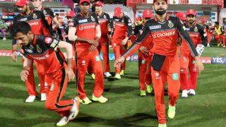 IPL 2017: कोहली की आरसीबी के सामने हैदराबाद के खिलाफ प्लेऑफ की दौड़ से बाहर होने से बचने की चुनौती