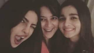 Priyanka Chopra and Alia Bhatt are the new BFFs in town? Pictures from Manish Malhotra's bash are proof!
