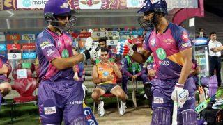 IPL 2017: रहाणे-राहुल की धमाकेदार ओपनिंग साझेदारी, पुणे ने बनाया ये रिकॉर्ड