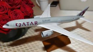 Qatar Airways' full service India subsidiary airline likely to set up base in Bengaluru
