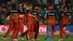 IPL 2017 LIVE Streaming Royal Challengers Bangalore vs Sunrisers Hyderabad: Watch RCB vs SRH LIVE match on Hotstar