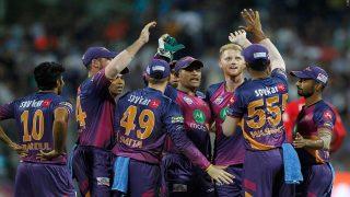 Rising Pune Supergiant vs Kolkata Knight Riders, IPL 2017 Highlights: KKR win by 7 wickets